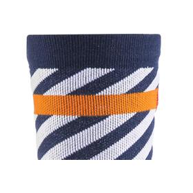 Castelli Free Kit 13 Socks midnight navy/orange